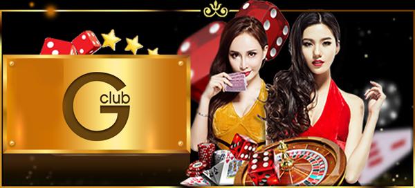 คาสิโนออนไลน์ Gclub บริการเว็บไซต์คาสิโนที่ดีที่สุด
