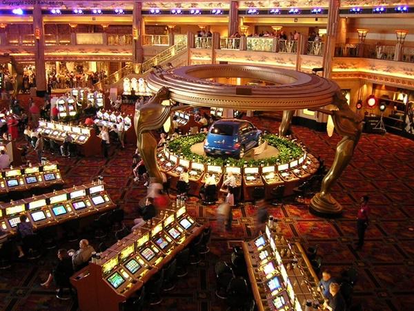 อันดับ 8 เอ็มจีเอ็ม แกรนด์ คาสิโน (MGM Grand Las Vegas) – ลาสเวกัส