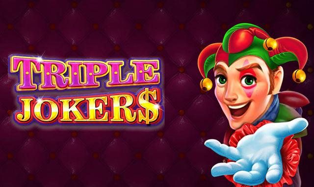 Pragmatic Play Limited ได้รับความสนุกสนานด้วยการเปิดตัว Triple Jokers