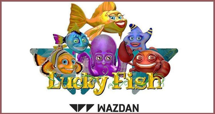 Wazdan ลงใต้น้ำด้วย Lucky Fish ใหม่