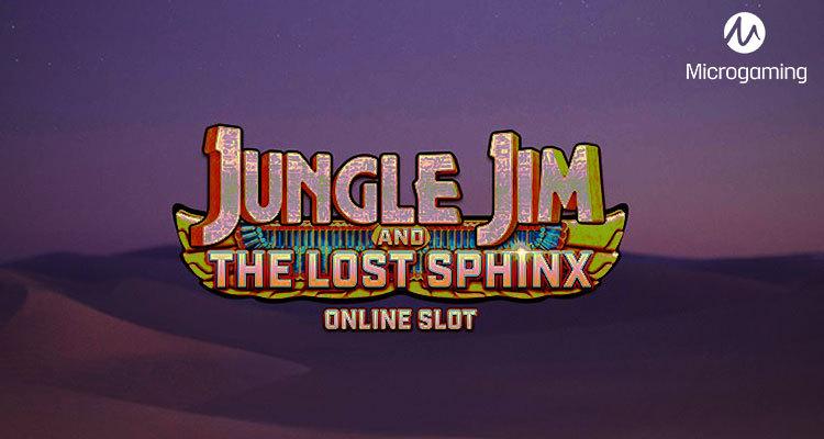 Microgaming ประกาศเปิดตัวเกมสล็อตใหม่ในซีรี่ส์ Jungle Jim