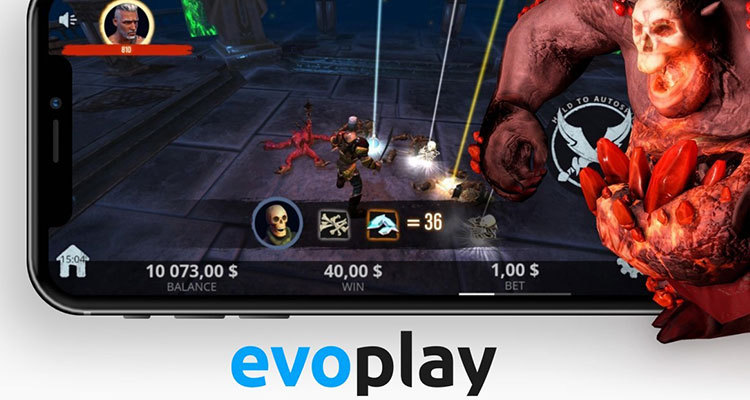 Evoplay Entertainment เปิดตัวสล็อต RPG Dungeon ใหม่ที่ iGB Live! อัมสเตอร์ดัม