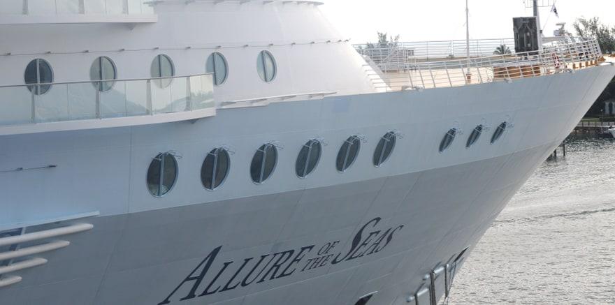 คาสิโนบนเรือสำราญ Allure of the Seas